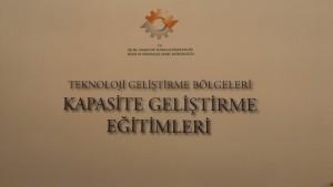 Türkiyedeki Teknoparklar Eğitimde buluştu