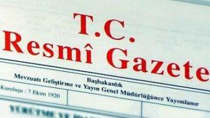 Ar-Ge Kanunu Resmi Gazete'de yayımlandı