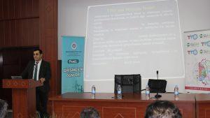 TÜBİTAK destekli GÜGİM projesi kapsamında Girişimcilik Destekleri Tanıtım Programı