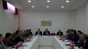 Kamu-Üniversite-Sanayi İşbirliği (KÜSİ) Planlama ve Geliştirme Kurulu Toplantısı yapıldı