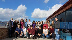 TÜBİTAK 1601 Girişimcilik Sertifika Programı Katılımcıları ile Tecrübe Paylaşımı Etkinliği