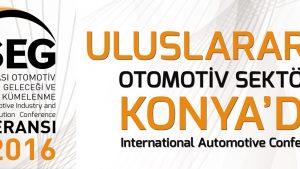 OSEG 4. Konferansı 2016 Konya'da yapıldı.