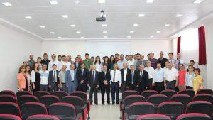 Bilim ve Teknoloji Genel Müdürlüğü Girişimciliği Geliştirme Ve Destekleme Daire Başkanı Mehmet MADENCAN'ın Teknopark Ziyareti