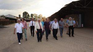 Kamu-Üniversite-Sanayi İşbirliği (KÜSİ) kapsamında Erbaa ilçesinde Firma Ziyaretleri yapıldı.