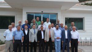 Kamu-Üniversite-Sanayi İşbirliği (KÜSİ) kapsamında Niksar ilçesinde Firma Ziyaretleri yapıldı.