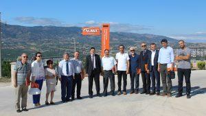 Kamu-Üniversite-Sanayi İşbirliği (KÜSİ) kapsamında Firma Ziyareti yapıldı.