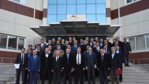 KÜSİ İl Koordinasyon Toplantısı yapıldı.