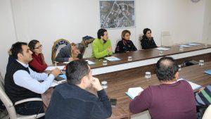 TÜBİTAK 4007 Bilim Şenliği Organizasyon Toplantısı yapıldı.