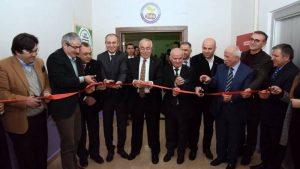 FİDE Ön Kuluçka Merkezi Açılış Töreni yapıldı.