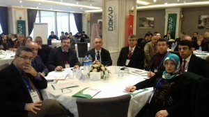 DOKAP Bölgesi Teknoloji Geliştirme Bölgeleri Gelişim Stratejileri Diyalog Çalıştayına katılım sağlandı.