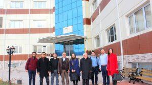 YTÜ Teknoloji Transfer Ofisi'nin mentörlük kapsamında Teknopark ziyareti