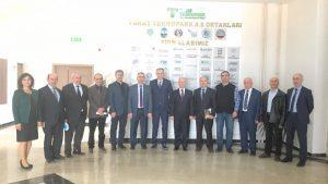 Teknopark Genel Kurul Toplantısı yapıldı.