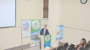 Tokat Teknopark ve GOÜ TTO tanıtımı yapıldı.