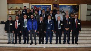 Türk Havacılık ve Uzay Sanayi (TAI) Ziyareti
