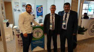 Uluslararası Ar-Ge İşbirlikleri Zirvesi ve Fuarına katılım sağlandı.
