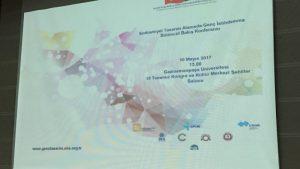Endüstriyel Tasarım Alanında Genç İstihdamına Bütüncül Bakış Konferansına katılım sağlandı.