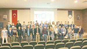 """""""Yabancı Öğrencilerimiz Dış Ticaret Temsilcilerimiz"""" toplantısı gerçekleştirildi."""
