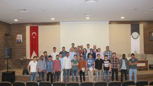 """""""Yabancı Öğrencilerimiz Dış Ticaret Temsilcilerimiz"""" toplantısının ikincisi yapıldı."""