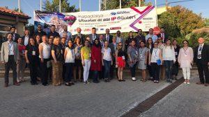 """Ürgüp'te düzenlenen """"Kapadokya IP Günleri """"ne katılım sağlandı."""