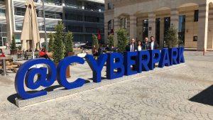 Bilkent CYBERPARK ziyaret edildi.