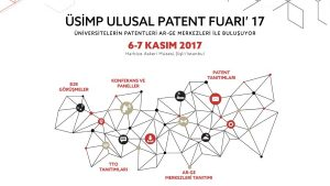 ÜSİMP Ulusal Patent Fuarı 2017