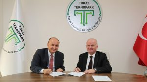 Amasya Üniversitesi ile Protokol İmzalandı.