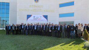 1.Uluslararası Multidisipliner Çalışmalar ve Yenilikçi Teknolojiler Sempozyumu yapıldı.