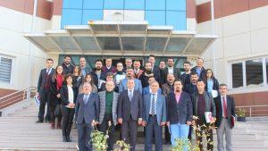 Ar-Ge ve Tasarım Merkezleri Bilgilendirme Toplantısı yapıldı.