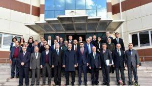 Üretim Reform Paketi Bilgilendirme ve Değerlendirme Toplantısı yapıldı.
