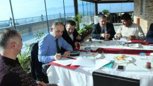 Teknoloji Transfer Ofisi İŞBİRLİĞİ PROTOKOLLERİ imzalandı.