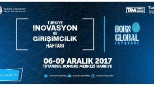 Türkiye İnovasyon ve Girişimcilik Haftası ( 06-09 Aralık 2017)
