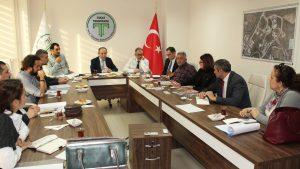 Zile TSO ve GOÜ Teknoloji Transfer Ofisi, İşbirliği Kapsamında Zile Kömesi İçin Tokat Teknopark'ta Çalışmalara Başladı.