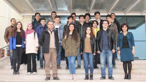 Zile 75. Yıl Dinçerler Anadolu Lisesini ağırladık.