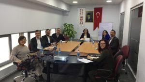 CRS Denim Tokat ve Gaziosmanpaşa Üniversitesi TTO İşbirliği Çalışmaları Başlıyor.