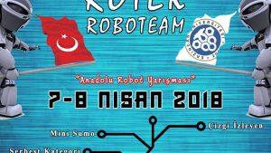 Erzincan Üniversitesi Robot Yarışması