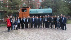 Turhal Şeker Fabrikası ve Turhal Et Entegre Tesisi KÜSİ kapsamında ziyaret edildi.