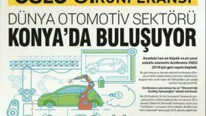 OSEG 5. Uluslararası Otomotiv Sektörünün Geleceği Konferansı