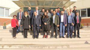 Tokat İli Sektörel Eylem Planları Sanayi ve Ticaret- İstihdam Paydaş Çalıştayı yapıldı.