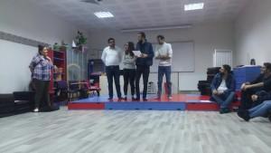 Etkili Takım Çalışması Eğitimi düzenlendi.