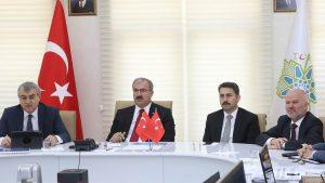 DOKAP Bölgesel Kalkınma İdaresi Yatırım ve Proje Değerlendirme Toplantısı gerçekleştirildi.