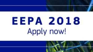 Avrupa Girişimciliği Teşvik Ödülleri 2018