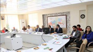 KÜSİ planlama ve geliştirme kurulu 2018 yılı 1. dönem toplantısı yapıldı.