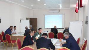 Tokat İli Sektörel Eylem Planları Sanayi ve Ticaret- İstihdam Paydaş Çalıştayı 5. oturumu yapıldı.