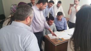 Kardelen İş Elbiseleri firması çalışanlarına yönelik Problem Çözme Teknikleri Eğitimi düzenlendi.