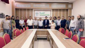 Tokat'ta Faaliyet Gösteren Yazılım ve Bilişim Firmaları ile Tokat Teknopark Firmaları Arasında İşbirlikleri Sağlanıyor