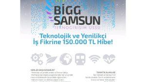 BiggSamsun TÜBİTAK 1512 Teknogirişim Sermayesi Desteği Programı