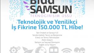 BiggSamsun TÜBİTAK 1512 Teknogirişim Sermayesi Desteği Programı Tanıtım Toplantısı