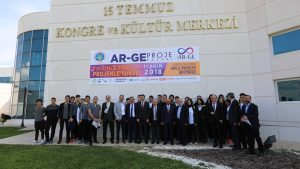 Tokat Ar-Ge Proje Pazarı etkinliği yapıldı.