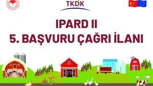 IPARD II 5. başvuru çağrısı açıldı.