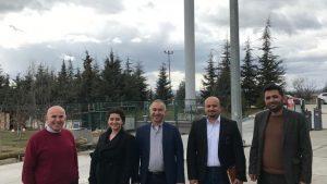Merzifon'da faaliyet gösteren Silverline ve Timay&Tempo firmalarını ziyarette bulunduk.